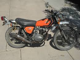 1973 honda xl175 youtube