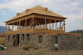 amy u0026 jordan lentz u0027s house of stone and straw building a stone