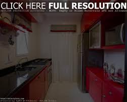 red and black kitchen designs italian kitchen designs ideas sets