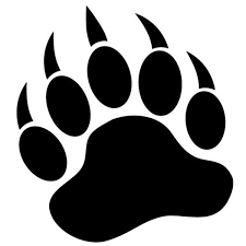 25 trending bear paw tattoos ideas on pinterest dog tattoos