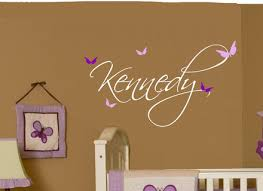 Purple Wall Decals For Nursery 11 Wall Decals For Nursery Name Wall Decal Wall Decals