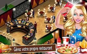 jeux de cuisine fast food histoire de cuisine chef jeux de cuisine applications