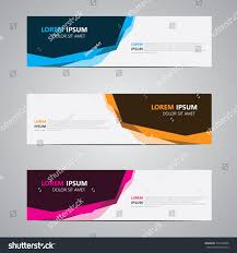 banner backgroundmodern designvector illustration stock vector