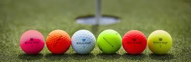 golf balls wilson sporting goods