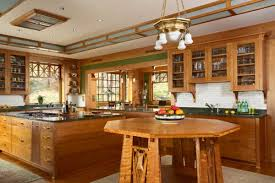 Interior Of A Kitchen A Kitchen Of Art And Craft Arts Crafts Homes And The Revival