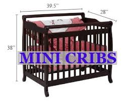 Best Mini Cribs Mini Cribs Compact Safe Places For Baby To Sleep Great For