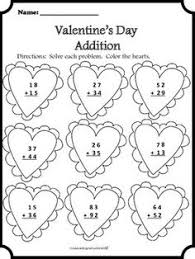 16 best images of first grade math worksheets color by numbers