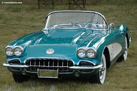 1958 corvette for sale 1958 chevrolet corvette brought to you by house of insurance