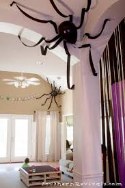 House Decorating For Halloween Best 25 Halloween Spider Decorations Ideas On Pinterest