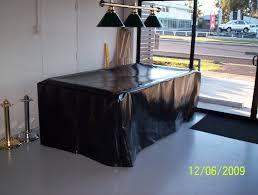 custom made pool snooker billiard table cover