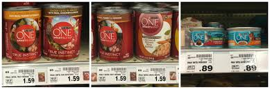 get great deals on purina one wet dog and cat food at kroger