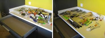 tiroir de cuisine sur mesure comment fabriquer des séparateurs de tiroir sur mesure en mode