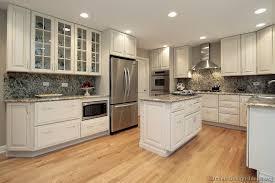 Kitchen Cabinets In White Perfect Kitchen Ideas White Cabinets Black Countertop And Decor