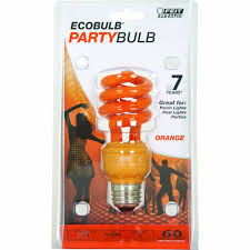 halloween light bulb amazon com feit electric bpesl13t o 13 watt compact fluorescent