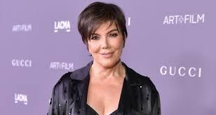 kris jenner haircut kris jenner debuts new platinum blonde hair for 2018 kris