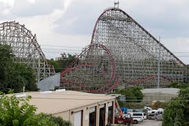 How Many Six Flags Are In Texas How Many Die On Roller Coasters No One Knows Nbc News