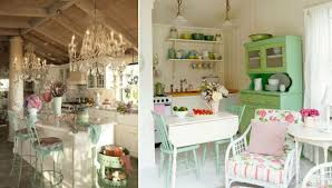 Shabby Chic Kitchens by Shabby Chic Idea In Any Kitchen Styles Both Modern And Classy