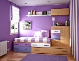 Endearing  Bedroom Designs Teenage Girls Small Space Decorating - Teenage bedroom designs for small spaces