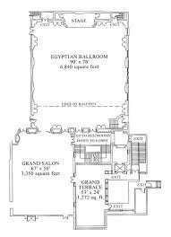 fox theater floor plan the fox theatre floorplan ballrooms 1 0 atlanta venue floor plans