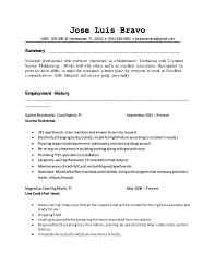 Fill In Resume Online Free Jose Bravo Resume