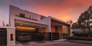 Thailand Home Design Wind House Combination Of Nature And Architecture In The Thailand
