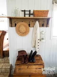 diy coat rack farmhouse style prodigal pieces