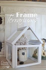 frame terrariums country design style