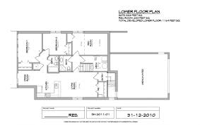 Floor Plan Two Storey by Two Storey 1805 Sq Ft Shergill Homes