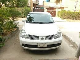 nissan clipper 2007 nissan tiida cars for sale in pakistan car mania
