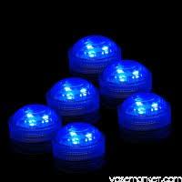wholesale led lights and tealights vase market