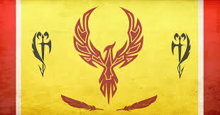 Phoenix Arizona Flag Golden Phoenix Coalition 2nd Politics And War Wiki Fandom
