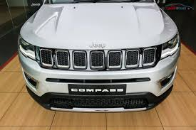 jeep compass side jeep compass suv india launch in india price specs features