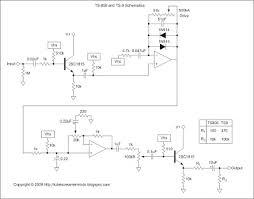 ts9 tube screamer mods schematics