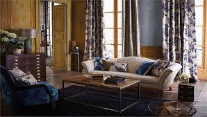 canape style anglais design interieur idée déco salon style anglais canape style