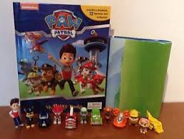 paw patrol busy book 12 character figurines u0026 playmat cake