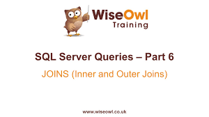 sql query join tutorial sql server queries part 6 joins inner and outer joins youtube