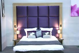 chambres d h es e de r avec tete de lit capitonn e 14 acheter votre contemporain et 18 1