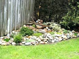 Simple Garden Landscaping Ideas Landscape Ideas With Rock Simple Rock Landscaping Ideas Simple And