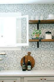 kitchen wallpaper ideas uk kitchen wallpaper tile effect cafeterasbaratas