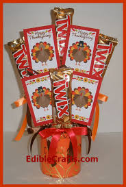 easy thanksgiving crafts bouquet tutorial
