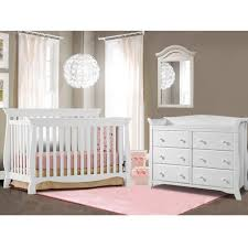 Convertible Cribs Sets Baby Crib And Dresser Set Bedroom Windigoturbines Baby Crib And