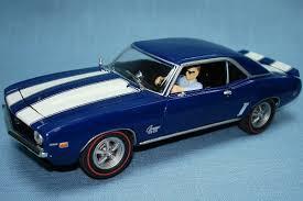 evolution of the chevy camaro evolution 25464 blue 1 32 scale 1969 chevy camaro ss396