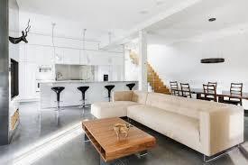 cuisine ouverte sur salon exemple cuisine ouverte sejour vos idées de design d intérieur