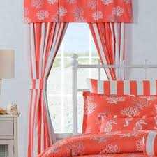 nautical curtains massive sale on coastal window treatments