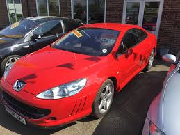peugeot 407 coupe peugeot 407 coupe 2 0hdi 136