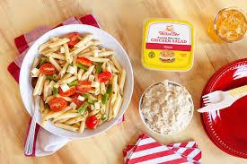 classic pasta salad chicken pasta salad willow tree