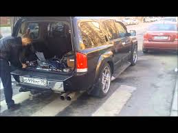 lifted nissan armada nissan armada qx56 full air suspension youtube