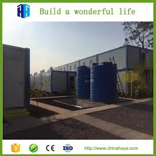 20 ft expendable container house famous steel structure building