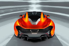 mclaren p1 side view new mclaren p1 supercar concept previews f1 successor autotribute