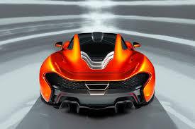 mclaren p1 side view new mclaren p1 supercar concept previews f1 successor autotribute